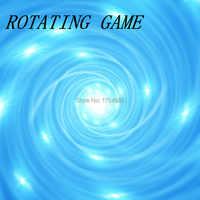 Real-life escape spiel, rotierenden spiel zu entkommen von das geheimnis zimmer, drehen die tür zu öffnen, escape interessant spiel prop