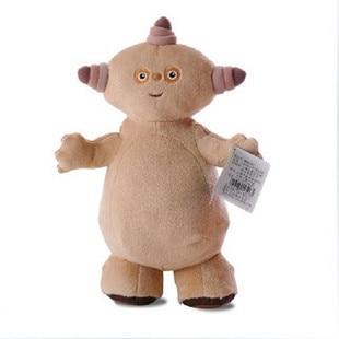 Freeshipping In the night garden doll joestar plush toy makka pakka