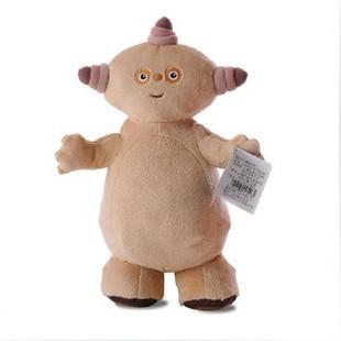 Freeshipping In the night garden doll joestar plush toy makka pakka doll