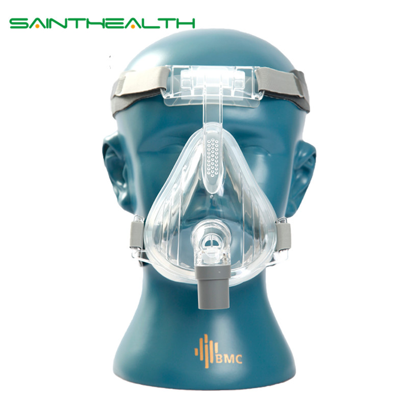 FM2 Full Face Mask Hot Sale Manufacturer Therapy COPD & Snoring High Quality Of Sleep Face Mask Health & Beauty Bag Free цена
