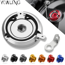 M20*2.5 Motorcycle oil cap Reservoir Cup caps Engine Oil Filter Cover Cap for ducati MONSTER  696 796 821/1200 1100 EVO 848 1199