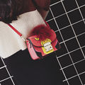 Small bag color color small package personality lock bag satchel and other cat Plush bag