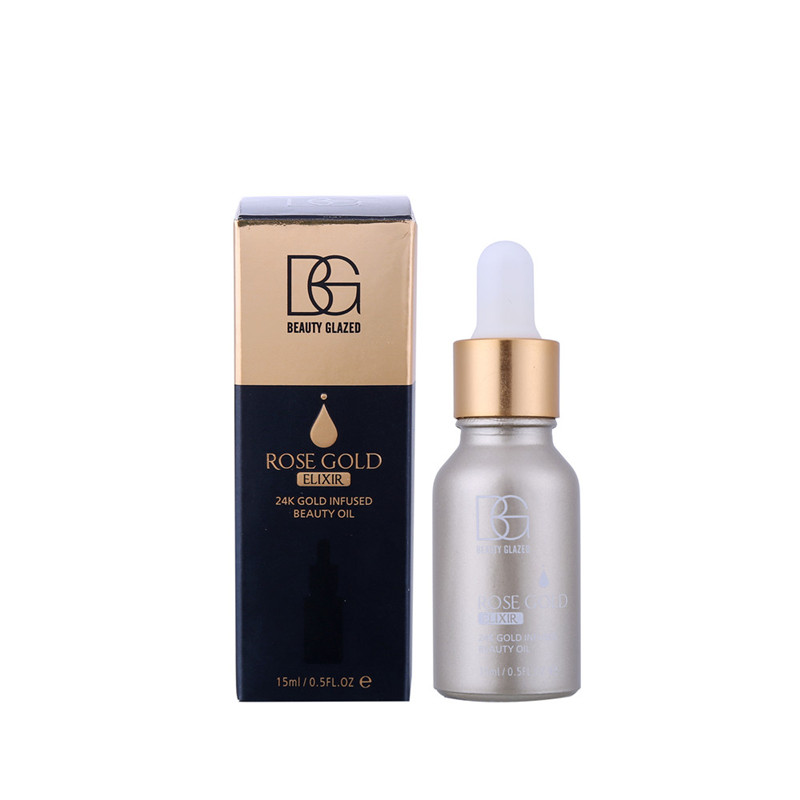 Hot Sales Women Face Care Essential Oil Make Up Base Foundat