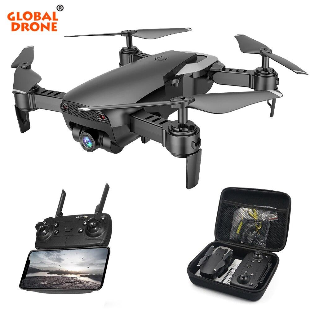 Globale Drone Faltbare Professionelle Fernbedienung Eders Headless Modus Hubschrauber Wifi FPV Drohnen Mit Kamera HD VS X12 E58 E511