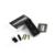 Nueva Moda Eléctrica Recargable Afeitadora Barba Máquina de Afeitar Del Pelo Trimmer máquina de Afeitar Eléctrica de Los Hombres Clásicos Negro Herramientas de Cuidado de La Cara