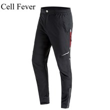 Cycling Pants Men Women Windproof Bicycle Pants Cycle Riding Reflective Clothing Breathable Bike Fitness Quick Dry Trousers цена 2017