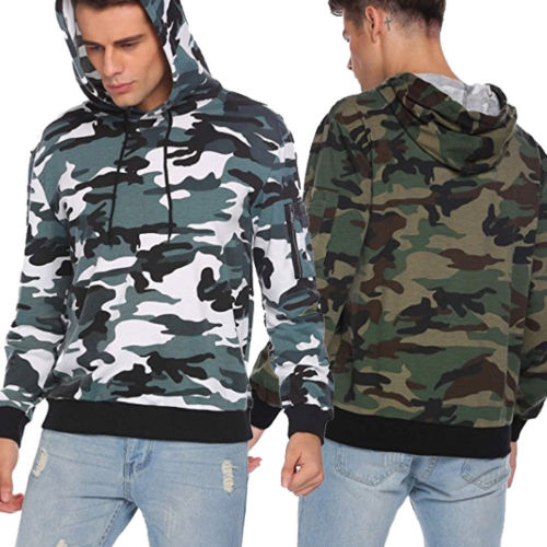 ef53b085c853 2019 Thefound New Mens Woodland Camouflage Fashion Sweatshirt Camo  Hoodie-in Hoodies & Sweatshirts from Men's Clothing on Aliexpress.com |  Alibaba Group