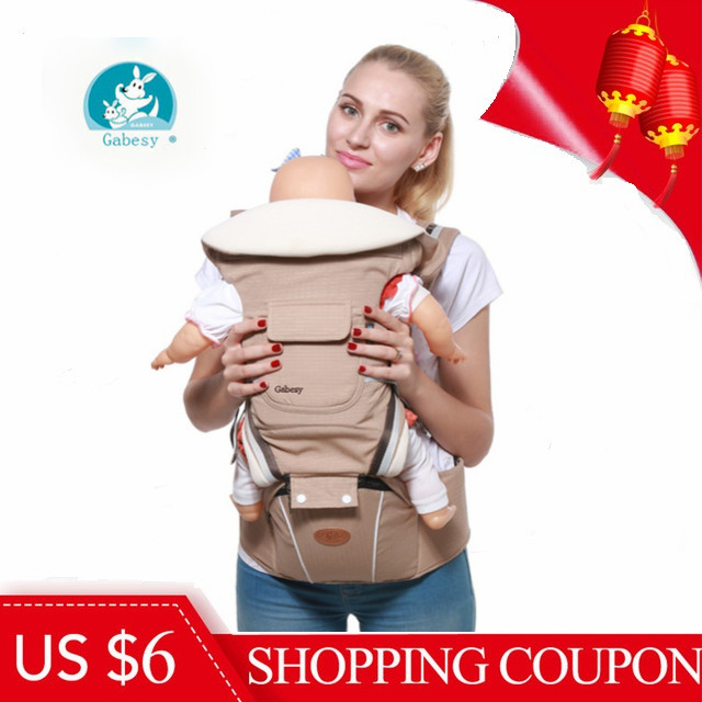 Gabesy Baby Carrier Ergonomic Carrier Backpack Hipseat for newborn and prevent o-type legs sling baby Kangaroos free shipping luxury baby carrier hip seat for newborn and prevent o type legs sling baby kangaroos