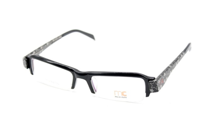 b5874bc4aca GENUINE QUALITY THICK EDGES SEMI-RIM HAND MADE GLASSES FRAME CUSTOM MADE  OPTICAL READING GLASSES