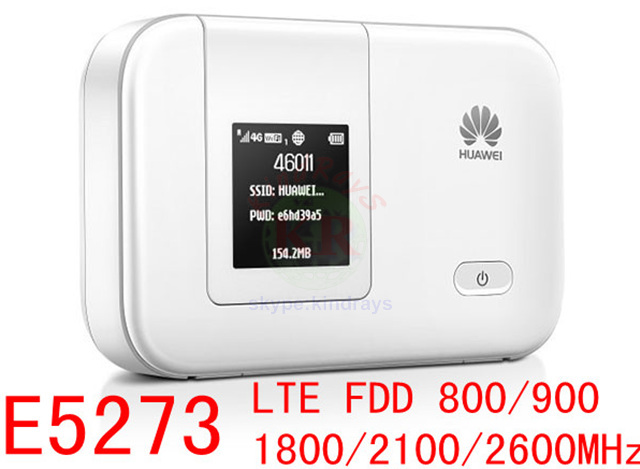 Galleria fotografica Sbloccato <font><b>HUAWEI</b></font> E5372 E5372s-32 4g 150 Mbps LTE Cat4 Pocket Mobile WiFi Hotspot Wireless Router pk e5776 e589 e5878 e5375