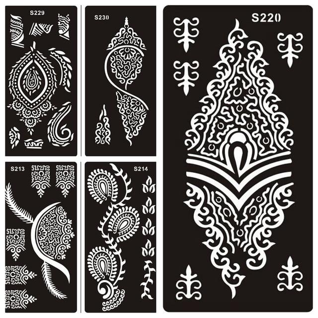 aliexpress com   buy 50 pcs tattoo stencil for hand finger