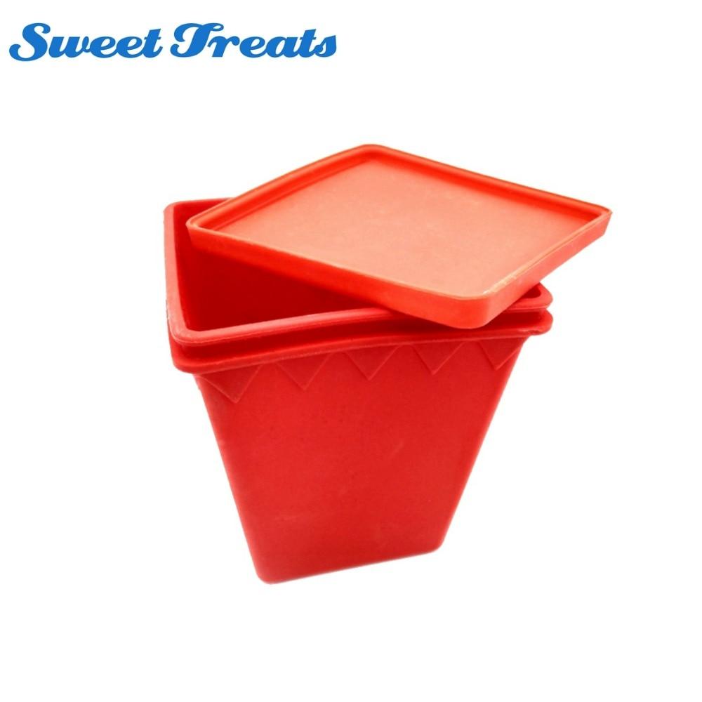 Sweettreats Silikona mikroviļņu krāsns popcorn Maker - padara 8 - Virtuve, ēdināšana un bārs