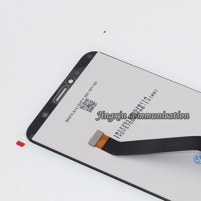 """Image 5 - 5,7 """"новый дисплей для huawei Y6 Prime 2018 ATU L11 L21 lcd + сенсорный экран дигитайзер аксессуары для Y6 2018 lcd с рамкой-in ЖК-экраны для мобильного телефона from Мобильные телефоны и телекоммуникации"""