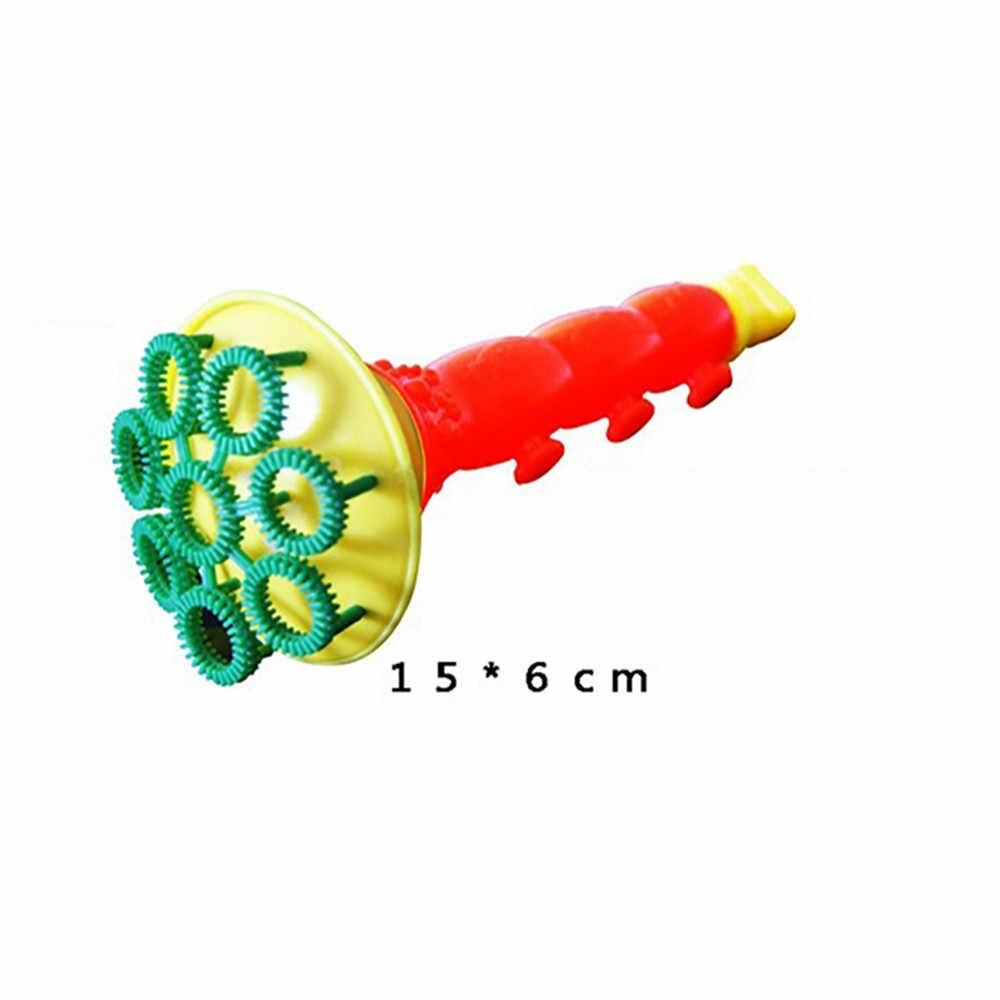 Мыло машина с пузырями Игрушки для малышей воды дует игрушки пузырь воздуходувка устройство для выдувания мыльных пузырей открытый детские игрушки D300302