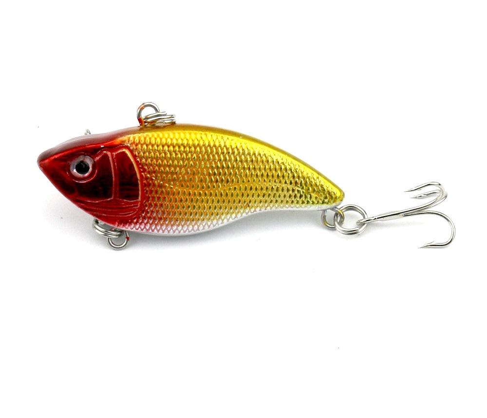 1pcs hengjia gamel vib fishing lure pike fishing tackle for Pike fishing lures