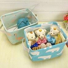 Cartoon Toy Storage Box