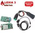 DHL Free Lexia3 V48 Lexia 3 V7.83 921815C FW Newest Diagbox V7.83 7.83 Lexia-3 PP2000 V25 for Ci-troen/Peu-geot Diagnostic-tool