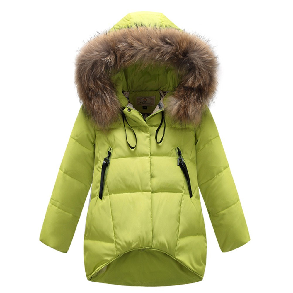 Aliexpress.com : Buy Children Clothes Kids Girls Quilted Down ...