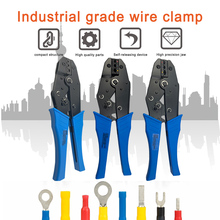 LX Series Crimping Pliers LX-03C 03B 101 06WF2C 30J Ratchet Terminal Connector Hand Tools