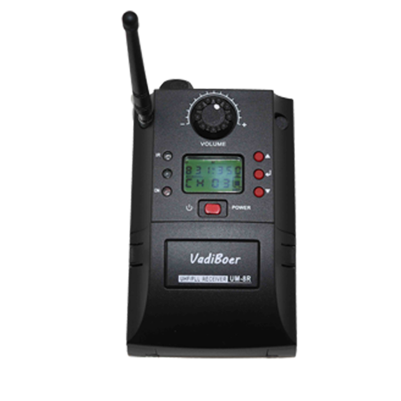 Vadiboer UHF Wireless headset transmitter wireless microphone OK 16 receiver sets Samson AirLine UHF in Microphones from Consumer Electronics