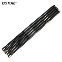 Goture Telescopic Carbon Fiber Fishing Rod 8m 9M 10 M 11M 12M Ultra Long Hard Hand Stream Taiwan Fishing Rod Pole