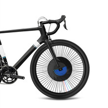 Intelligent electric bikes, DIY bicycle, bicycle turns into a electric bicycle.