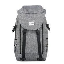 Водонепроницаемый большой Ёмкость 16 дюймов ноутбук сумка человек рюкзак мешок черный рюкзак для женщин школьные сумки Mochila Masculina