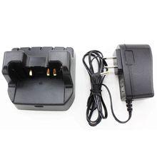 CD 41 Caricabatteria Da Tavolo per Yaesu Verterx Radio VX 8R VX 8E VX 8DR VX 8DE VX 8GR VX 8GE FT 1DR FT 2DR FNB 101Li FNB 102Li SBR 14Li