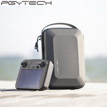 Dji mavic 2를위한 pgytech 방수 운반 케이스 dji mavic 2 pro zoom remote 용 스마트 컨트롤러 보관 가방 컨트롤 박스