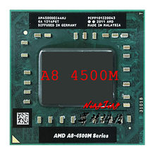 AMD A8-Series A8-4500M A8 4500 M 1.9 GHz Quad-Core Quad-nici procesor CPU AM4500DEC44HJ gniazdo FS1(China)