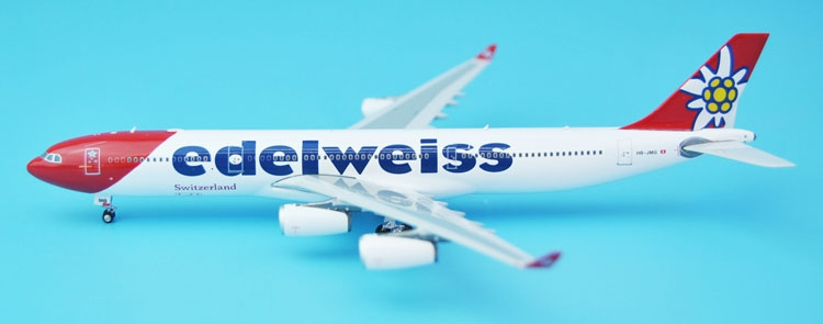 new Phoenix 1: 400 11325 Swiss avalanche aviation A340-300 HB-JMG Alloy aircraft model Collection model Holiday gifts hatley зонт для девочки hatley
