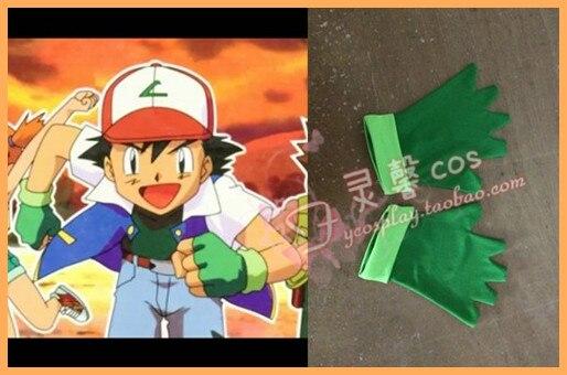 Costume de cosplay pokémon Go Satoshi