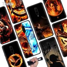 The Hunger Games Black Soft Case for Oneplus 7 Pro 7 6T 6 Silicone TPU Phone Cases Cover Coque Shell