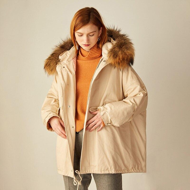Fashion Women Il donna di colletto Warm da Down New Winter xq0Tz7