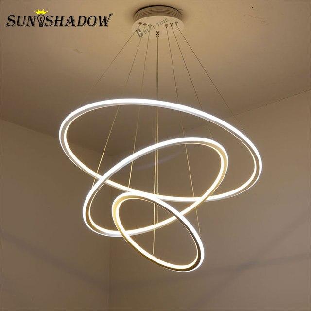 Led Chandelier Lamp For Living room Dining room Kitchen Light Fixtures Modern LED Ceiling Chandelier Lighting Lamparas de techo