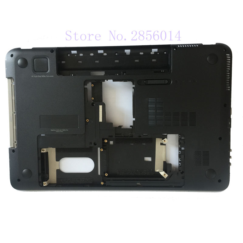 New laptop For HP Pavilion DV7 DV7-6000 Bottom Base Case Cover 665978-001 D Shell цена