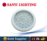 Free Shipping Red 630nm Blue 460nm 175mm H60mm 30PCS 3w Grow Light For Indoor Plants