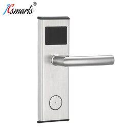 عالية الجودة فندق باب الوصول نظام الرقمية الكهربائية تعزيز ذكي الإلكترونية بطاقة فتح غرف فنادق الباب قفل