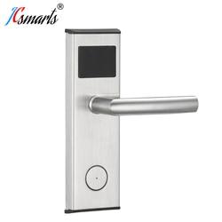 عالية الجودة فندق نظام الوصول إلى الباب الرقمية الكهربائية تعزيز ذكي الإلكترونية بطاقة فتح غرف فنادق قفل الباب