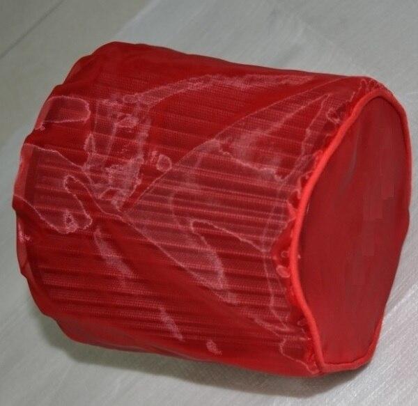 Filtre d'admission d'air couvercle de pré-filtre rouge HydroShield