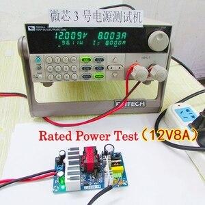 Image 2 - Convertidor de CA, 110v, 220v a CC, 12V, 8A, 100W, transformador regulado, fuente de alimentación LED