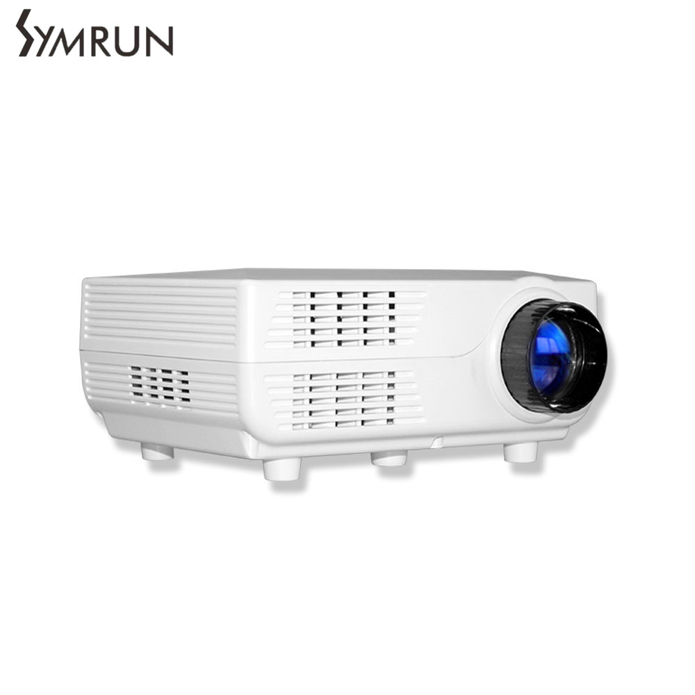 VS311 Symrun Home Theater proyector multimedia Led Proyector 1920*1080 Pixeles F