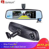 Junsun K755 Special 4G LTE Car Camera Mirror 7 84 Android ADAS GPS DVR Registrar Dash