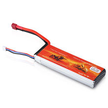 2pc 2S 7.4V 4000mAh 30C Li-Polymer Battery Pack for RC Airplane Helicopter Truck