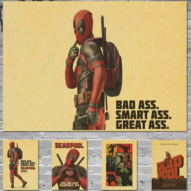 Enchanting Vintage Superhero Wall Decor Pictures - Wall Painting ...