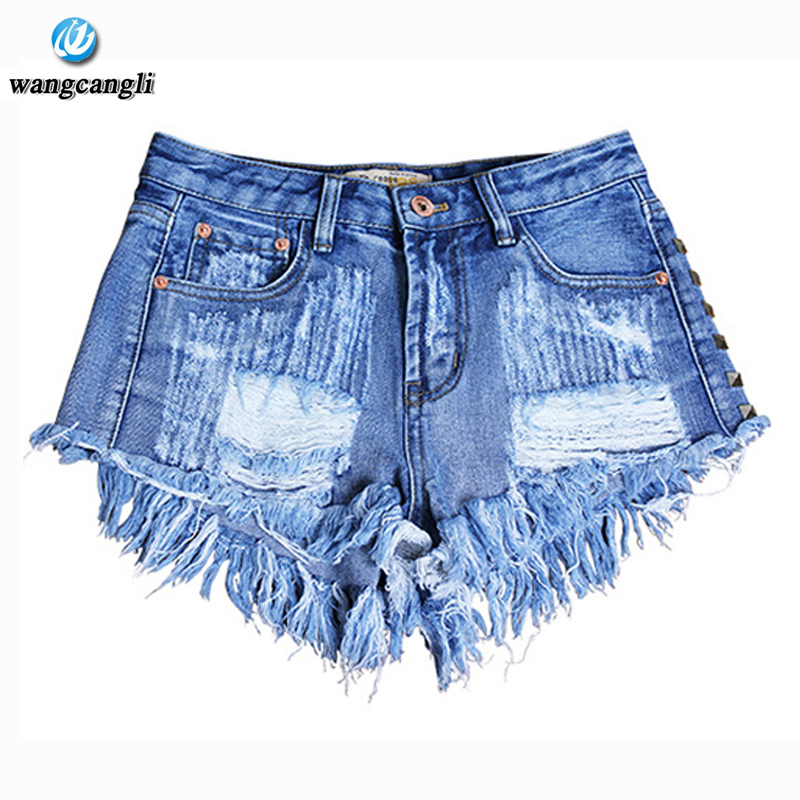 Online Get Cheap High Waisted Denim Vintage -Aliexpress.com ...