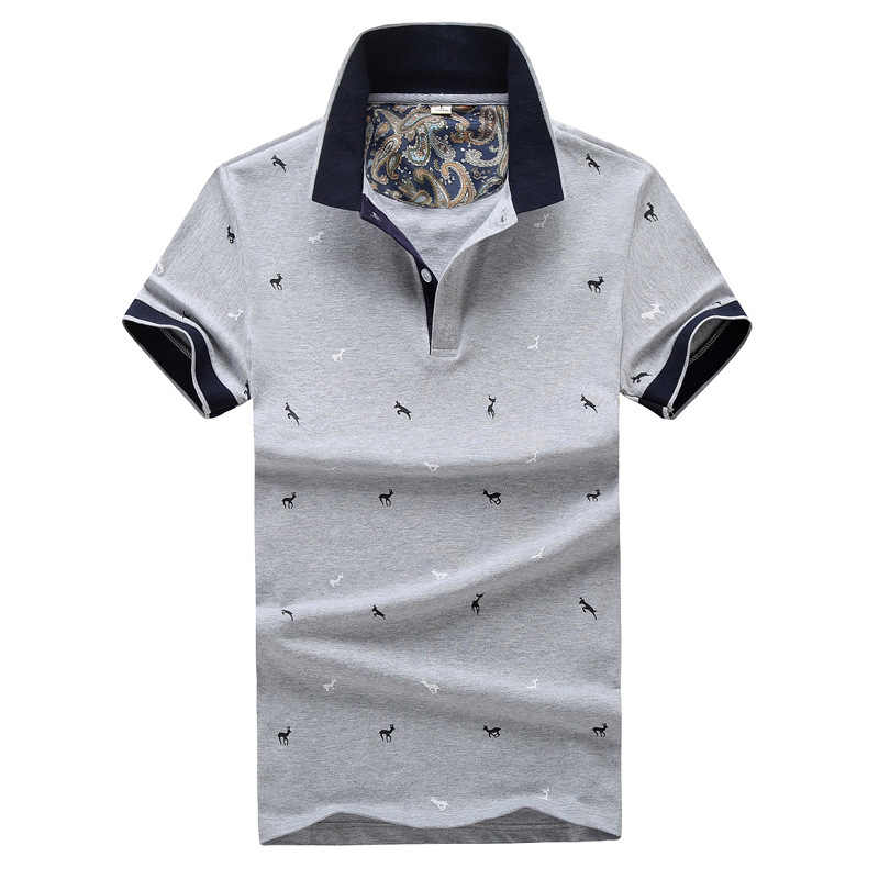 Polos Para Hombre Men Summer Short Sleeve Cotton Polo Mens Casual Solid Off White Brand Poloshirt Cotton Streetwear Shirt Hombre