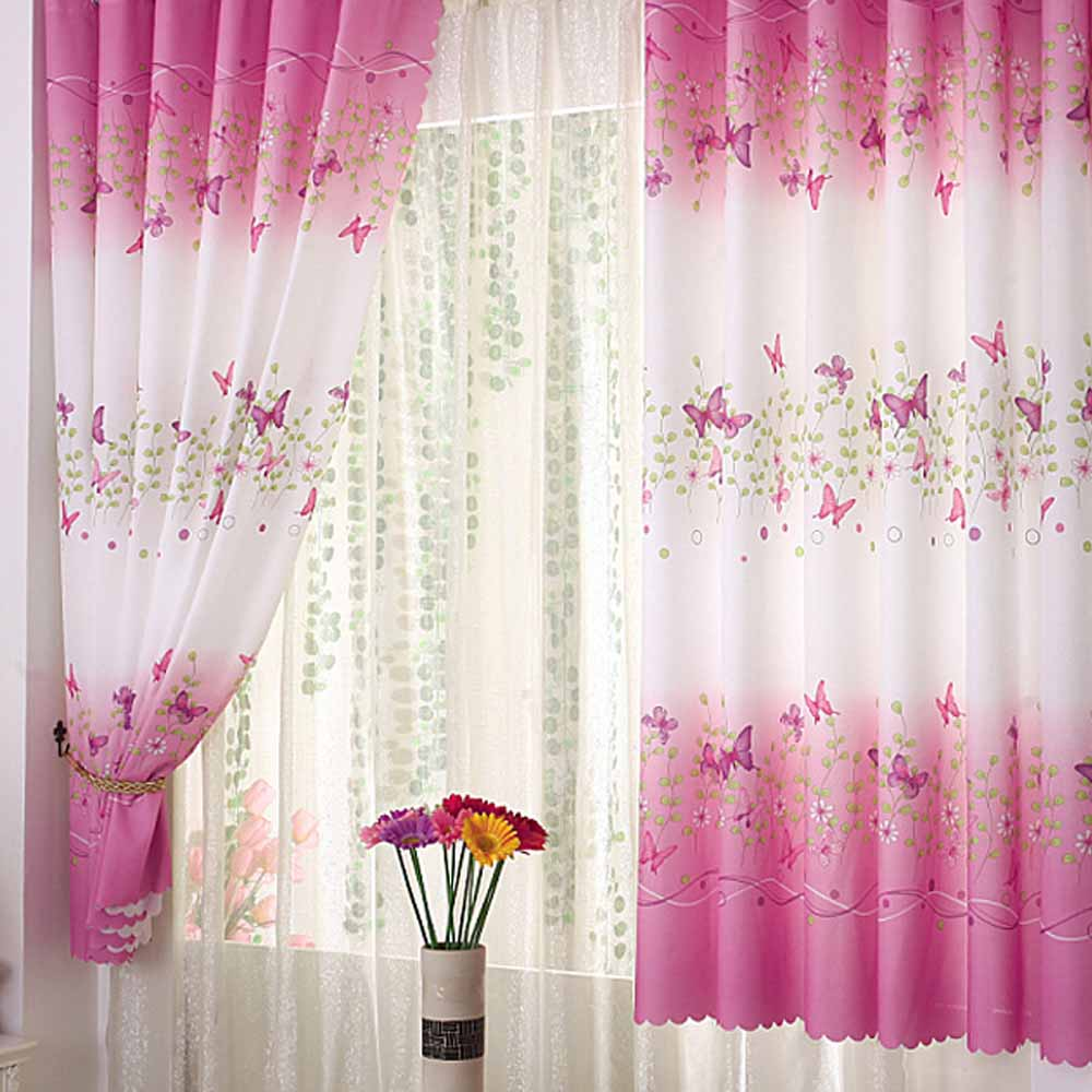 Pink cheetah print curtains - Hot Pink Curtains For Girls Pink Curtains For Girls Bedroom Pink Curtains Girls Bedroom Nautical