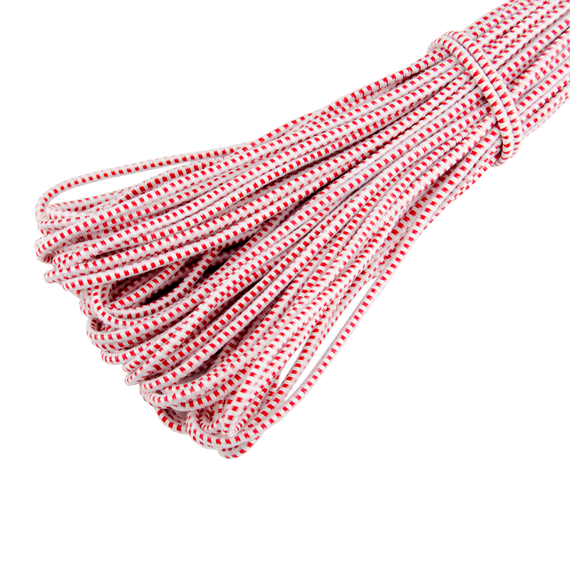 8m High Quality Solid Round Elastic Cord Rubber Band Stretch String Elastic Rope Rubber Band Elastic Line DIY Sewing Accessories in Elastic Bands from Home Garden