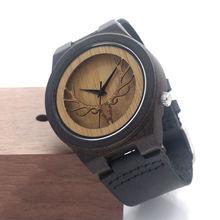 Deer Head Design Wooden Watches